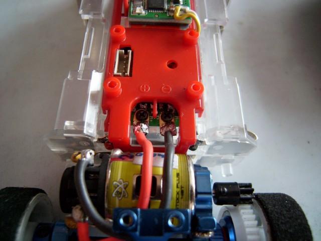 Branchement d'un kit phares Mr015_5